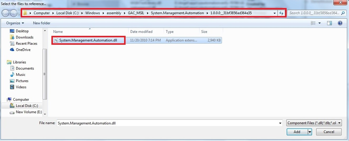 Empowering GUI Automation in PowerShell - MSys Technologies