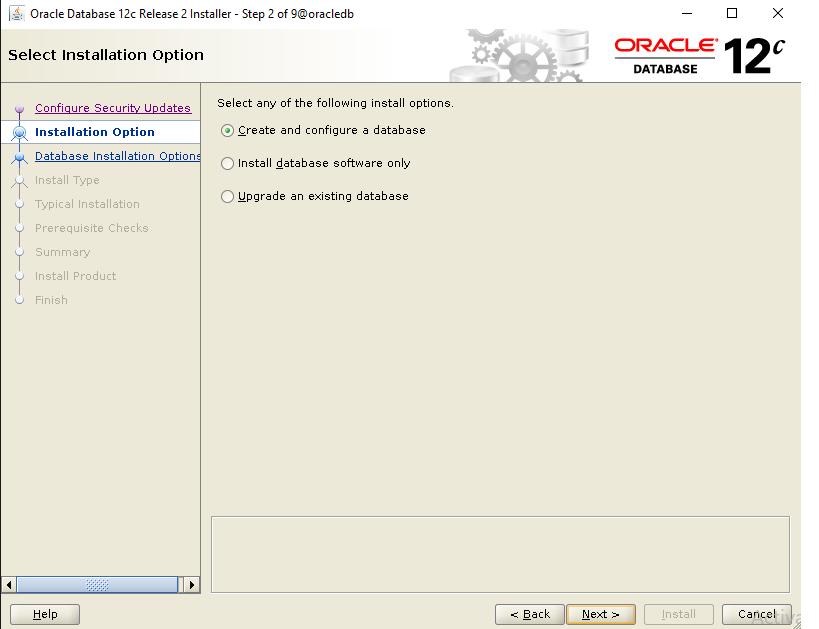 Oracle 2